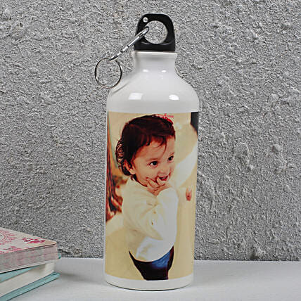 Personalized gifts personalised gift online india ferns n petals personalized photo bottle send personalized gifts negle Image collections