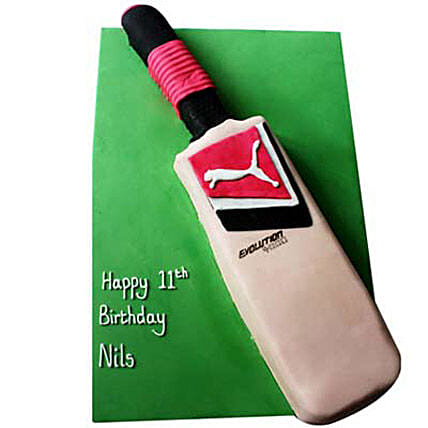Pleasant Puma Bat Cake by FNP