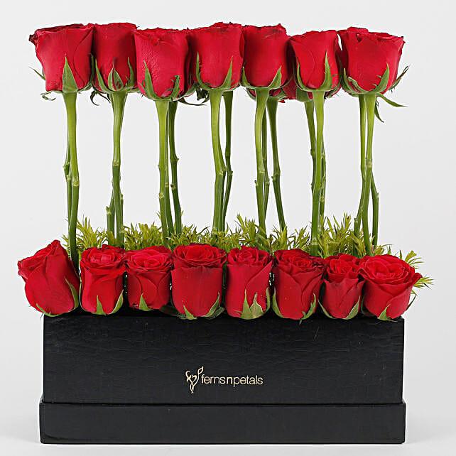 Red Roses Love Affair