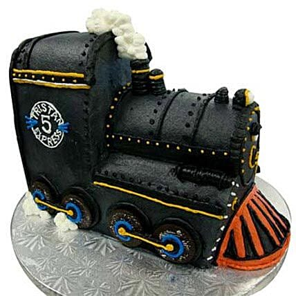 Train Engine Cake 3kg by FNP