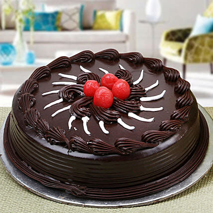 Truffle Cake 1kg by FNP