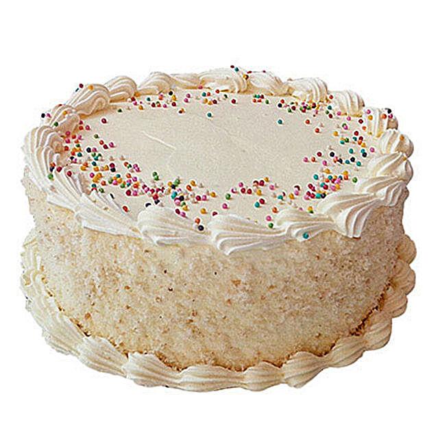 Vanilla Temptation Cake Half Kg