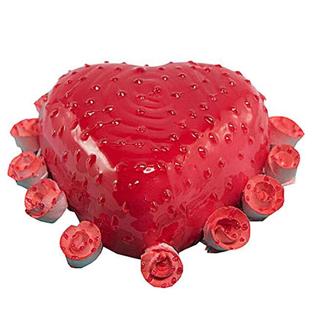 Yummy Red Cake
