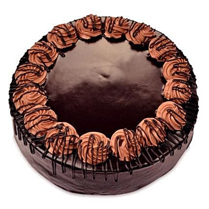 Yummy Special Chocolate Rambo Cake 1kg Eggless
