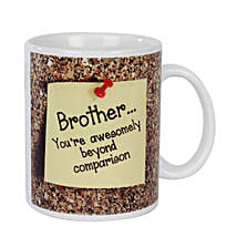 Send birthday gifts for brother birthday gift delivery for brother coffee mug birthday gifts for brother negle Images