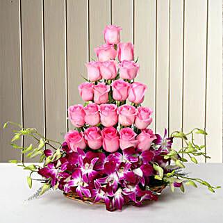 Hugs N Kisses: Valentines Day Roses
