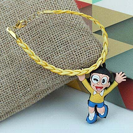 Nobita Kids Rakhi MAC
