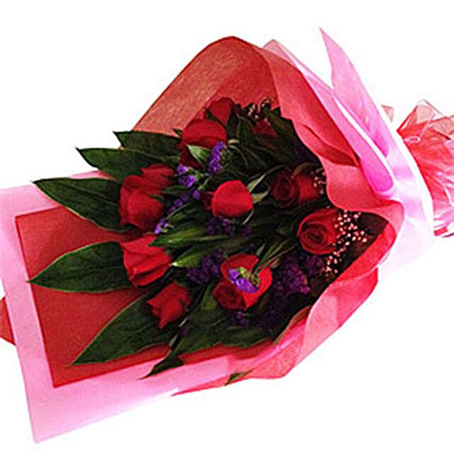 Amazing Bouquet of Roses