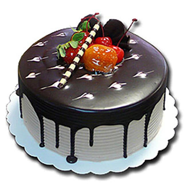 Delicious Chocolate Sponge Cake