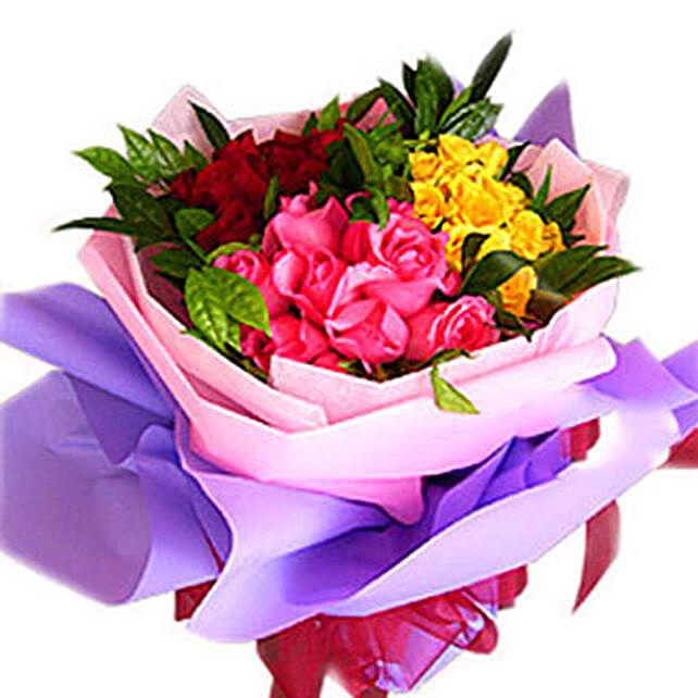 Fantastic Floral Charm