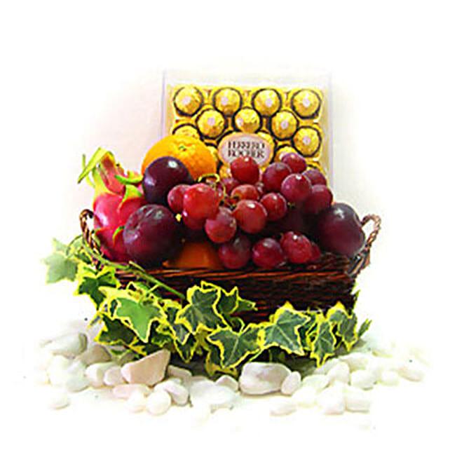 Fruits N Chocolates
