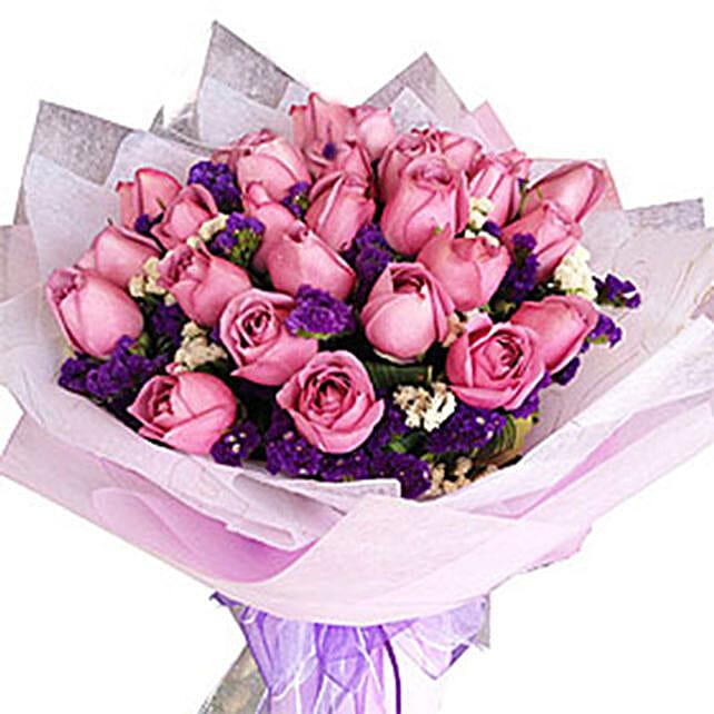 Purple Magic Bouquet