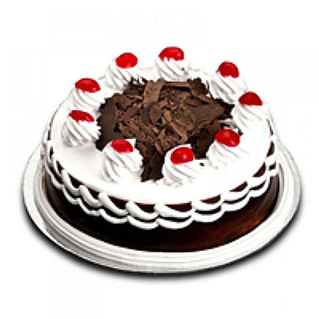 Sweet n Simple Blackforest Cake