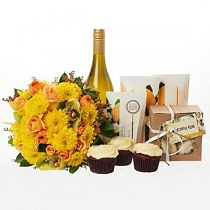 Bright N Beautiful Hamper