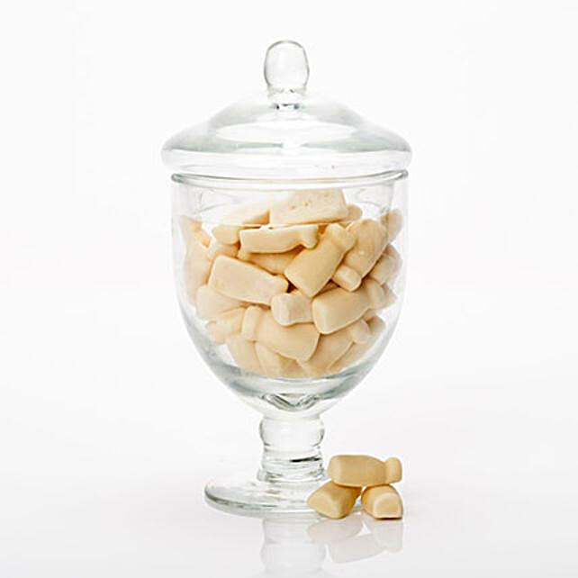 Milk Lollies Jar