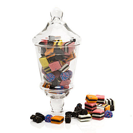 Sweet Licorice Jar