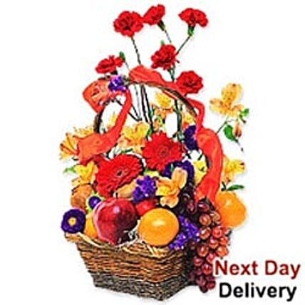 Fruits and Flowers Basket rom