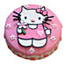 Hello Kitty Birthday Cake 4kg Vanilla