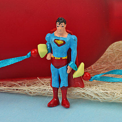 Superman Kids Rakhi SAU