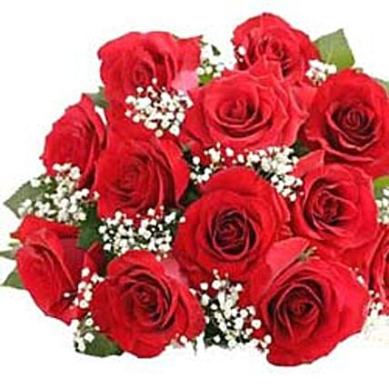Florists Choice One Dozen Roses