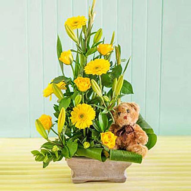 Baby Flower Arrangement