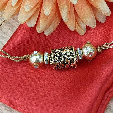 Perfect Antique Rakhi SPN