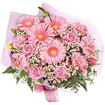 In the pink bouquet TAI