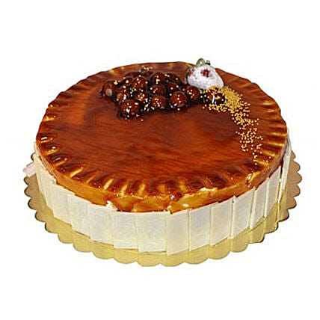 1 Kg Caramel Cake