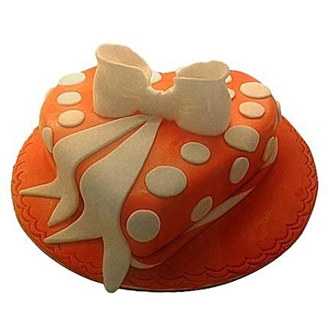 2.5 Kg Heartshape Cake