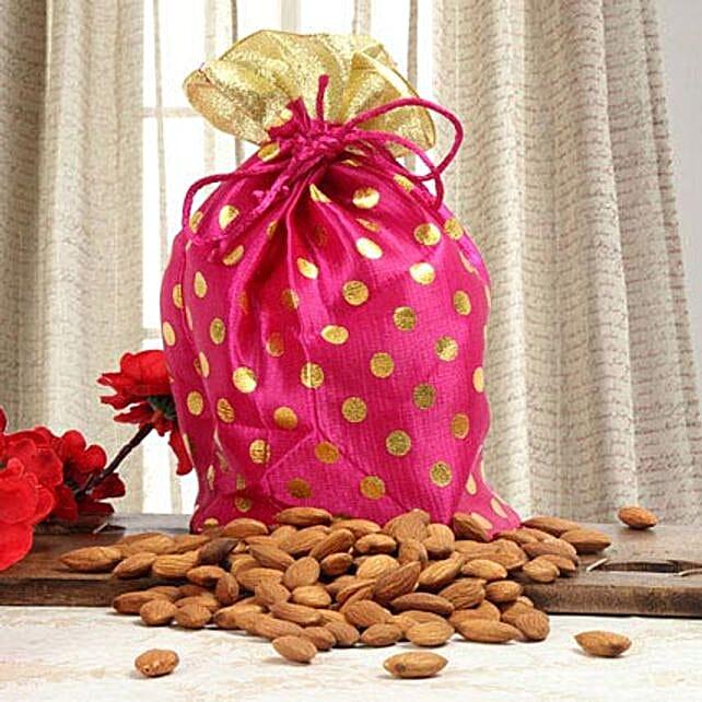 Almonds Craze