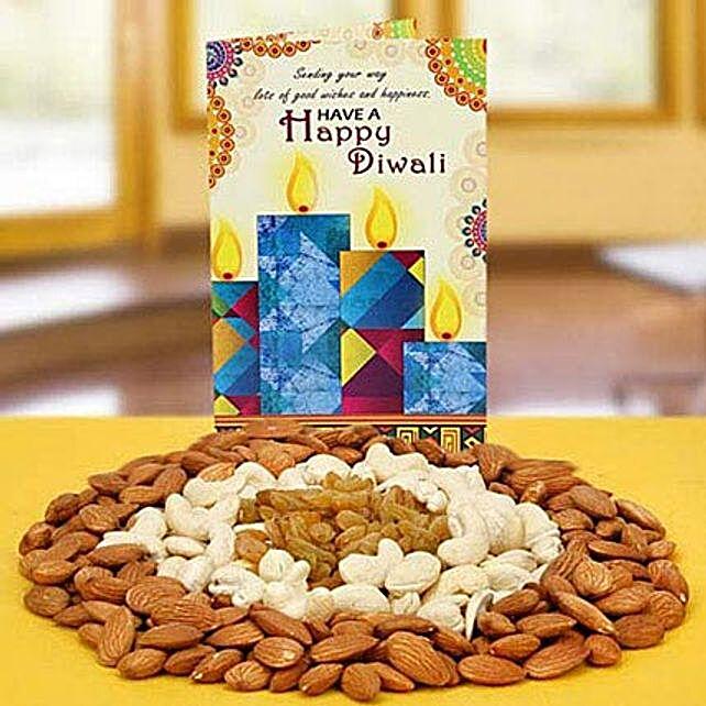 Diwali Nutty Wishes