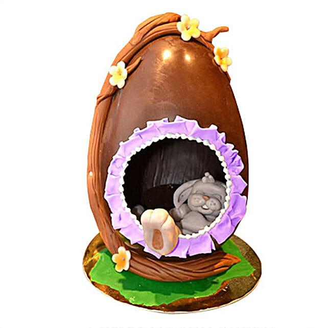 Easter Sleepy Bunny Chocolate