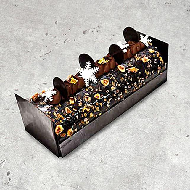Grand Cru Log Cake 12 Portions