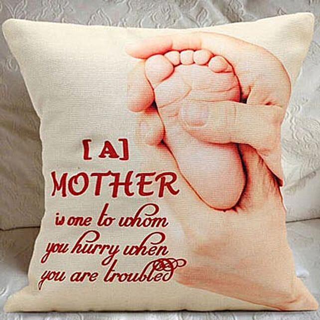 Greatest Mom Cushion