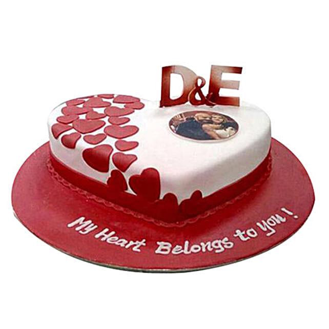 Little Hearts Cake