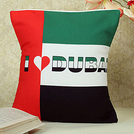Love For Dubai Cushion