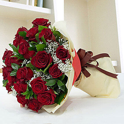 Lovely Roses Bouquet