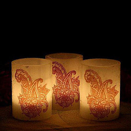 Lustrous Candle