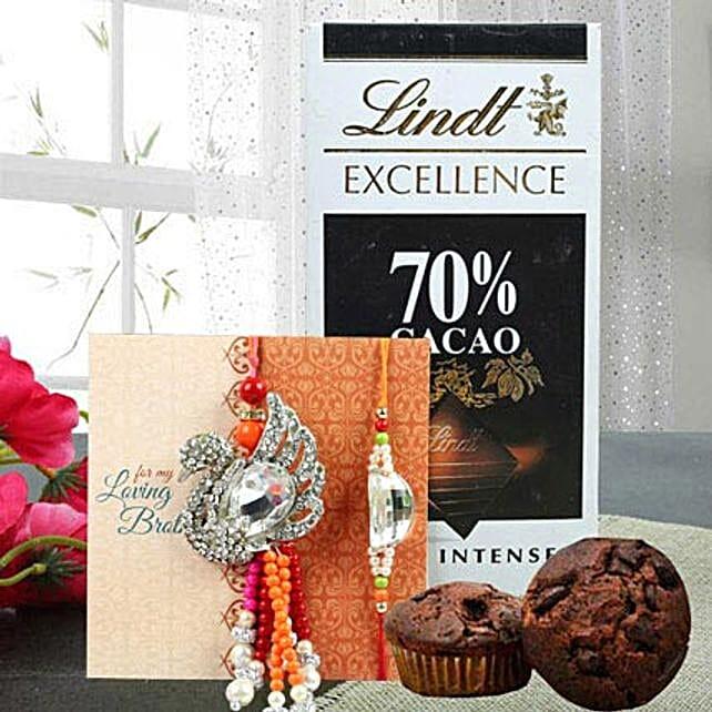 Luxurious chocolate combo