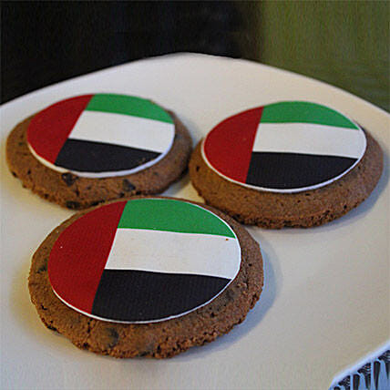 National Day Cookies 12 Pcs