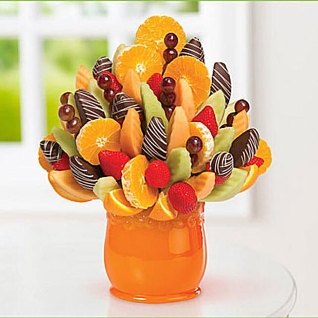 Orange Blossom with Swizzle Sampler