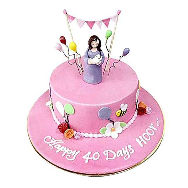 Pregnancy Cake