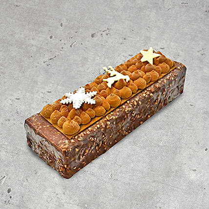 Snickers Christmas Cake 4 Portions