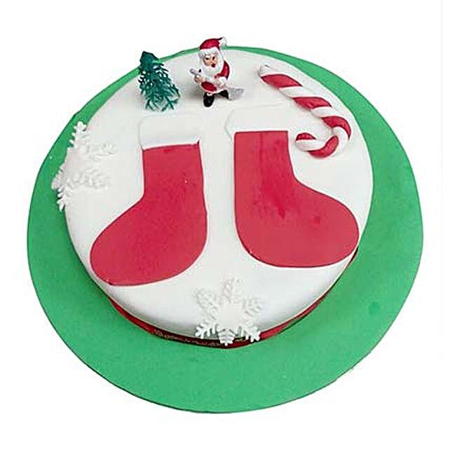 Special Santa Cake