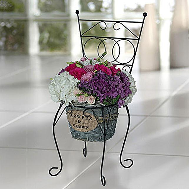 Spellbinding Exotic Flower Arrangement