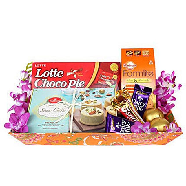 Sweet n Chocolaty Hamper
