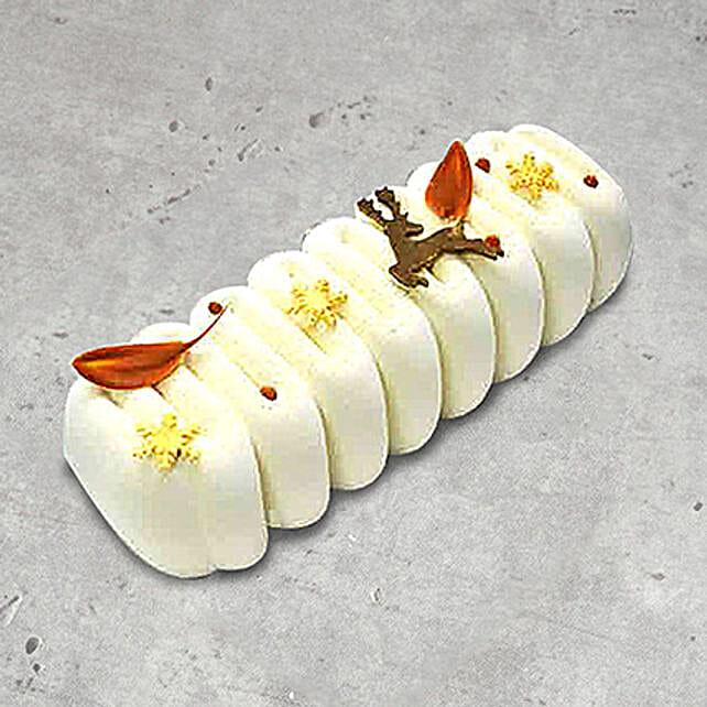 Vanilla Dolce De Leche Ice Cream Cake