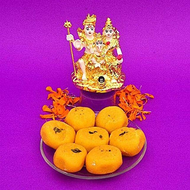Lord Shiva Family N Pedha