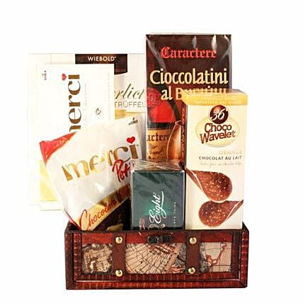 Passionate Love Basket