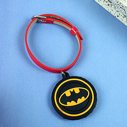 Batman Logo Rakhi